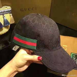 2018 Verão New mens designer marca chapéus ajustável bonés de beisebol senhora luxo homens chapéu da forma caminhoneiro verão casquette causal cap bola