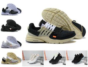 2020 zapatos corrientes nuevos Presto V2 Br Tp Qs Negro Blanco X baratos Los 10 del amortiguador de aire prestos Deportes Mujeres Hombres Off Trainer las zapatillas de deporte