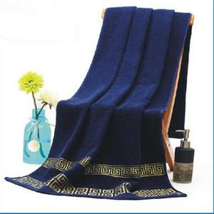100% Baumwolle Badetuch Badetuch für Erwachsene Schnelle Trocknung Weichen Thick Hohen Absorbent Antibakteriell Handtücher 35x75cm