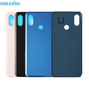 10шт Для Xiaomi Mi 8 Lite MI8 облегченных батареи задней крышки задней двери Корпус Боковой замены ключ Ремонт Запчасть