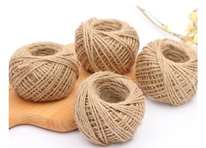 20 22 24 28 30 35 40 45 50 55 60mm Thick Hand-woven Rope Diy Natural Jute Tied Rope Twine Cord Home Decoration Accessories