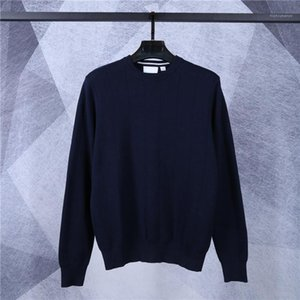 Brand Casual Long Sleeve Tops Luxury Mens Warm Sweater Kniter Crocodile Mens Designer Pullover Sweater Fashion
