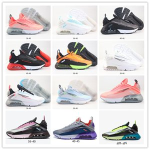 2020 Hot Fashion 2090 Mesh Surface Running Shoes High Quality Orange Blue White Designer Classic Men Women Sports Jogging Sneakers