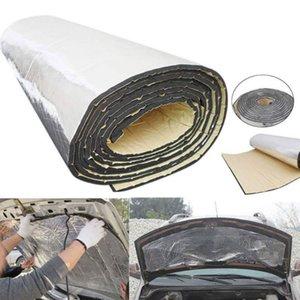 100 * 40 * 0,5 cm Acústico capilla del coche Heat Mat deadener aislamiento acústico Matar una automática del papel de aluminio insonorización de algodón