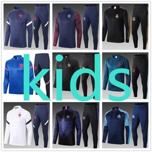 psg kids 2021 chandal chándal tracksuit jordan training retro kids designer clothes boys football soccer spain ajax liverpool  juventus real madrid  olympique de marseille france