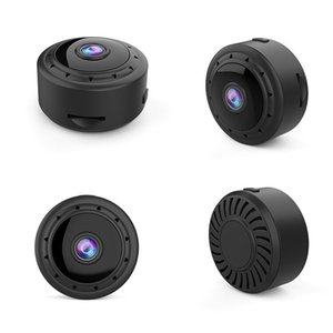 WiFi Minikamera W11 HD 1080P Hauptüberwachungskamera IR-Nachtsicht Mini-DV DVR drahtlose Netzwerk-Überwachungskamera Unterstützungs-TF-Karte