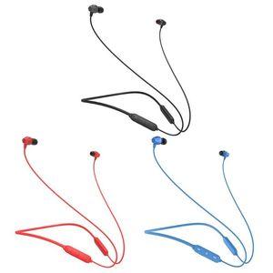 Wireless Bluetooth Earphone Neck-Around Magnetic Earphone Waterproof Sports Running Bilateral Stereo Earbuds Earbugs Earplugs