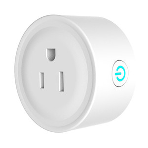 Télécommande sans fil Wi-Fi Intelligent Socket Mini Smart Plug Compatible avec Amazon Alexa / Accueil Google / IFTTT