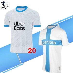 PAYET THAUVIN 120 anni camicia di calcio SIXE S-4XL 120 ° anniversario Olympique de Marseille 2020 maglia da calcio OM maglie maillot de foot