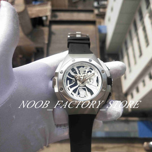 New Photo big size Quartz Movement Chronograph Work men White Dial Leather Strap Watch Luminous Wristwatches Diving men's Watch Whatches