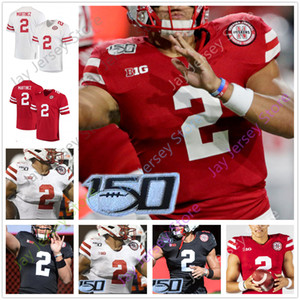 Özel Nebraska Futbol Jersey Koleji Adrian Martinez Dedrick Mills Wan'Dale Robinson JD Spielman Halil Davis Ndamukong Suh Amukamara