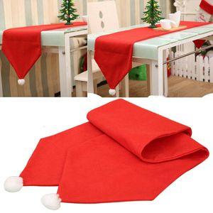 176x34cm Table Runner Christmas Table Cloth Cover Home Xmas Party Wedding Decor