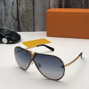 Sport Luxury Sunglass Men Metal Classic Vintage Women Sunglasses One Piece Designer Glasses Female Driving Eyewear Oculos De Sol Masculino