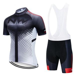 Wear NW 2019 Marca Verão Ciclismo Jersey Set respirável MTB bicicleta Ciclismo Roupa Mountain Bike Roupa Maillot Ropa Ciclismo