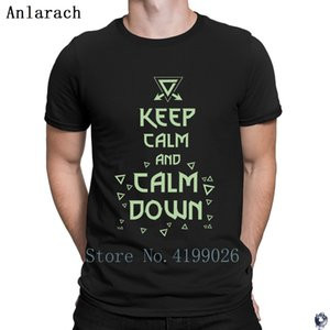 Axii signe t-shirt en coton Tendance T-shirt haut dior homme masculin été faites sur mesure style Anlarach confortable