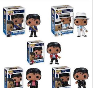 Bravo Hot Funko pop Beat It Billie Jean BAD MICHAEL JACKSON Action Figure Toy Collectible Modelo para chlidren