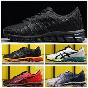 GEL-QUANTUM 180 Originals Running Shoes men orange pink grey Basketball Shoes Boots Sport Sneakers 36-44