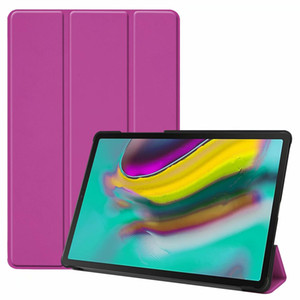 Magnetic Trifold Leather Case Tablet Cover For Samsung Galaxy Tab S5e 10.5 S5 T720 T725 Tab A 10.1 2019 T510 T515 Tab Advanced2 T583 30pcs