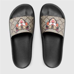 Mens Womens Sandals Designer Shoes zzx1 Luxury Slide Summer Fashion Wide Flat Slippery Sandals Slipper Flip Flop size 36-45 Hococal