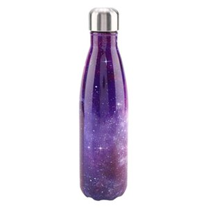 Double Walled Vacuum Water Bottle - Vacuum Insulated Double Wall 18 8 Stainless Steel