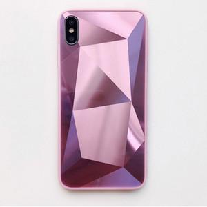 Подходит для iphone11 creative 3D трехмерный ромбовидный алмазный чехол для телефона все включено новый защитный рукав Huawei P30