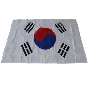 90x150cm South Korea Korean Falg Banner Flying Flags New Household and Festival Hanging New