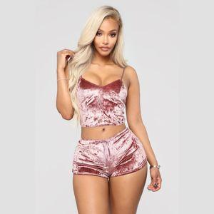 rosa Frau lingeries Luxus Sexy Lingerie sexe Unterwäsche Frauenentwerfer under Spitze 5XL Femme Frauen Nachtwäsche Pyjamas Sets Plus Size