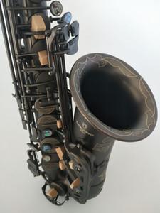 Nouveau Yanagisawa A-991 Alto Saxophone E-Flat Black Sax Alto Embouchure ligatures Reed cou Instrument de musique avec étui