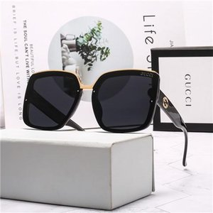 V6* marca de lujo ChanelLentes de sol de lujo para la mujer sol de conducción gafas de alta calidad UV400 ninguna caja