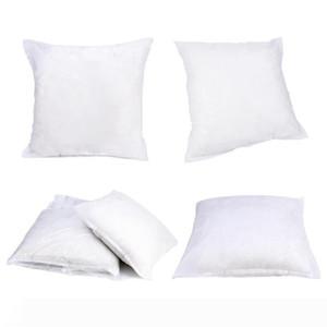 Pillow Inner White Soft Throw Pillow Filling for Sleeping 45*45cm 40*40cm Sore Neck Pillow Cushion Insert Filler Inner Pad For Pillowcase
