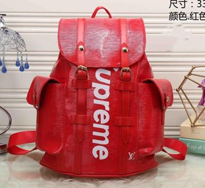 Freies Verschiffen L-Luxus Frauen Rucksack Männer Tasche Rucksack Reisetasche der Männer der Tornister Frauen Rucksäcke Designern