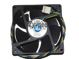 JMC 8025 8025-12HB APM 12 V 0.23A 4 Teller 4 Pins 8 CM Soğutma fanı durumda fan