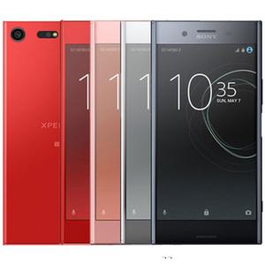 Rinnovato per Sony XZ Premium G8141 G8142 5.5 pollici Octa core 4GB di RAM 64GB ROM 19MP + 13 MP 4G LTE Android sbloccato il telefono astuto DHL 10pcs