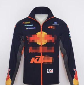KTM 2020 modelo de explosión Venta caliente al aire libre motocicleta a prueba de viento traje de carreras montar suéter abrigo locomotora motocicleta montar chaqueta downhi