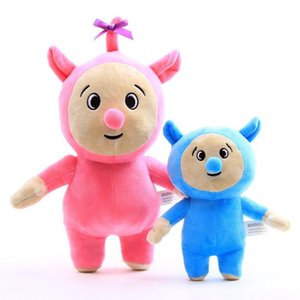 Billy and Bam Plush Toys Dolls Baby TV Cartoon Soft Stuffed Dolls Christmas Birthday Gift for Children Kids 20 28cm