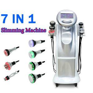 Nouveau 80k + 40k Ultrasonic Vide Multiololar Corps Multiplolar Face Frozen Ultrasononic Wave Beauty Minceur Machine Livraison Gratuite