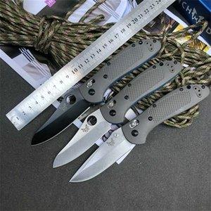 Benchmade BM551 551 550 AXIS-Assist pieghevole EDC Camping Butterfly allenatore lama di sopravvivenza coltello pieghevole Adker a2982