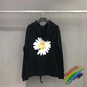 Surdimensionné Peaceminusone FRAGMENT Pull Femmes Femmes Mode Casual de haute qualité Sweat à capuche Peaceminusone