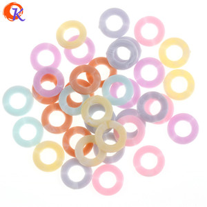 Choose Color Cordial Design 20x20MM 200pcs lot Top Quality Resin Effect Beads For Girl DIY Beads Jewelry Necklace Making