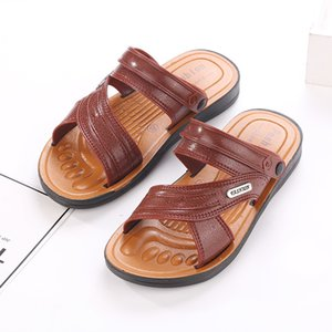 Free2019 Non-slip Flange Wear-resisting Leisure Time Sandy Beach Male Man Two Clothes Sandals Special A