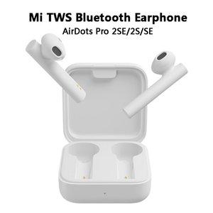 Xiaomiyoupin AIR2 SE беспроводной Bluetooth наушники TWS Mi Истинные Earbuds AirDots Pro 2SE 2S SE SBC / AAC Synchronous Link Сенсорное управление