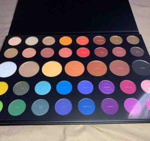 Makyaj 9 Renkler 3 Göz Güzellik Paleti Doğal Göz Farı Mat Işıltılı Palette 3 9 tonları kozmetik ücretsiz kargo Uzun ömürlü!