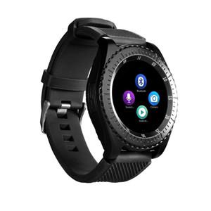 Reloj de pulsera de SmartWatch Z3 Bluetooth inteligente Android con cámara TF ranura de tarjeta SIM para Android Con paquete al por menor ENVÍO GRATIS