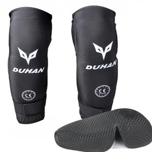 Duhan Motorcycle Riding Kneepads Motocross Mx Knee Protector Motorbike Off -Road Racing Ce Protection Kneepad