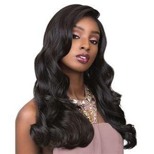 Glueless Full Lace Pelucas de cabello humano Pre Arrancado Barato Body Wave Malaysian Virgin Hair Lace Front pelucas para mujeres negras