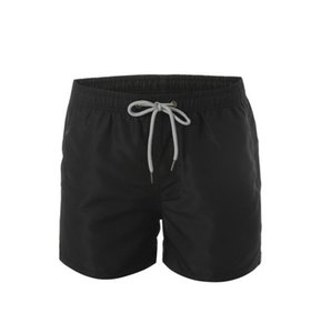 Men Beach Shorts Summer Board Short Swimming Surfing Trunks Male Swimwear Quick Dry Breathable Loose Elastic Casual Short Masculina #FX86C