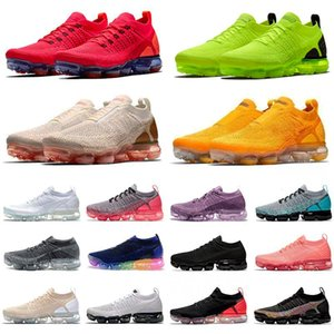 nike vapormax 2019 Moc flyknit 2 off white tn plus Red Orbit Goldene Lila Triple Black Vapor Frauen Herren Laufschuhe HOT PUNCH Trainer Turnschuhe