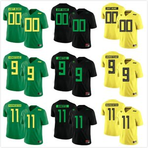 Custom Mens Youth Womens Oregon Ducks Any Name S-6XL Personalized Home Away NCAA College Football Jerseys