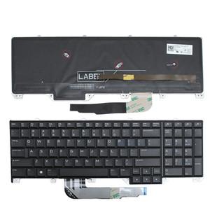 Nuevo teclado del ordenador portátil para DELL Alienware 17 R4 reemplazo del teclado teclado retroiluminado de EE.UU.
