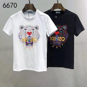 Algodón de manga corta camiseta impresión de la letra de baloncesto manera ocasional camisetas del verano de fitness Marca camiseta de los hombres Tops2